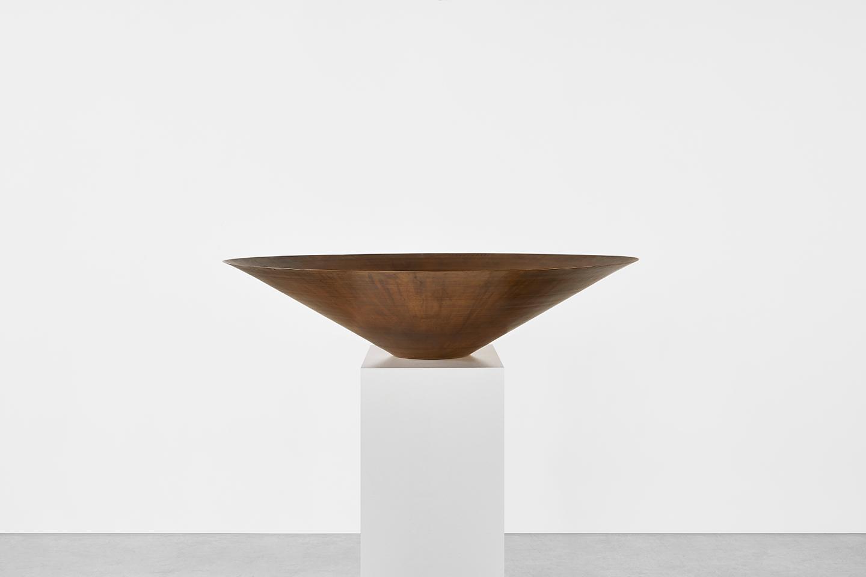 brass vessel or decorative bowl