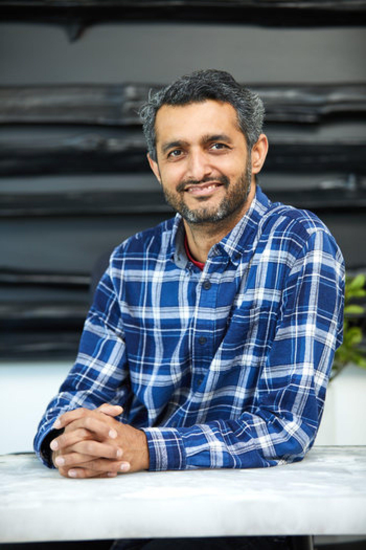 Amar Darji Headshot